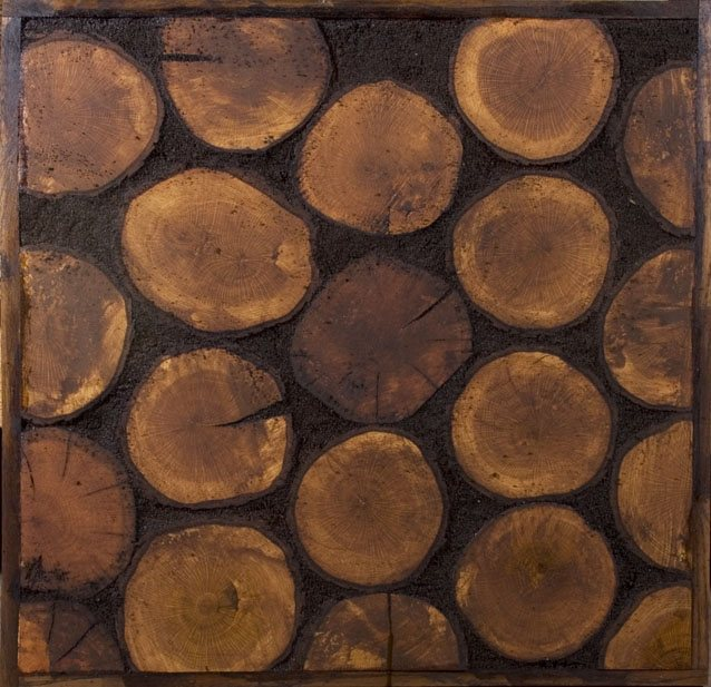 Cobblewood End Grain Floor 108-5