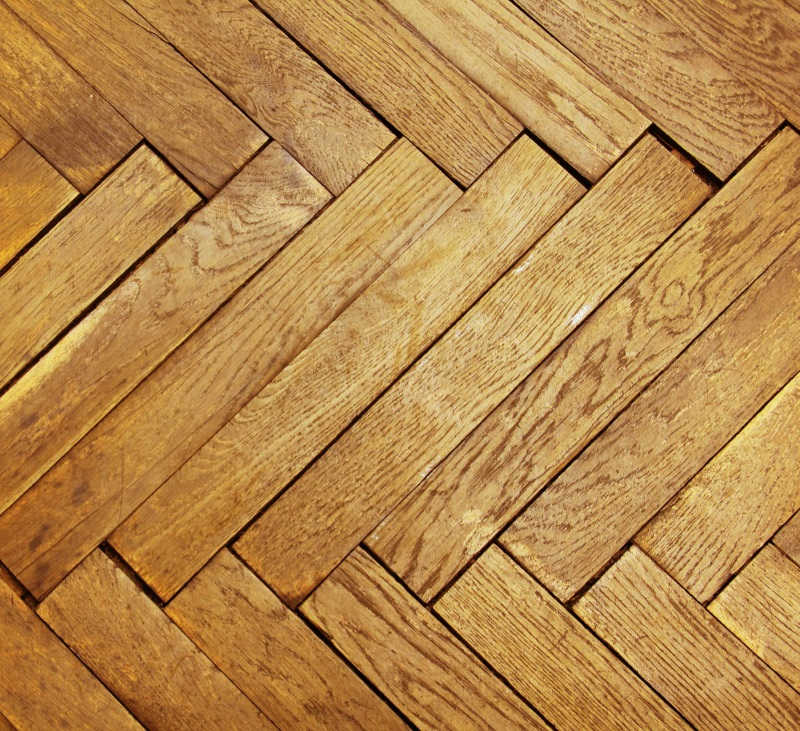 Parquet Patterned Floor 32