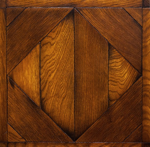 Parquet Patterned Floor 34