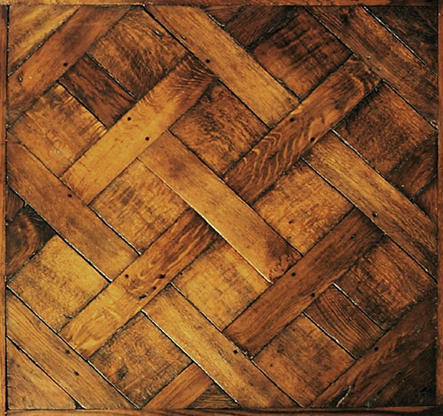 Parquet Patterned Floor 37